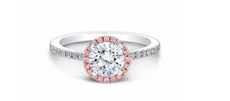 luxury engagement rings