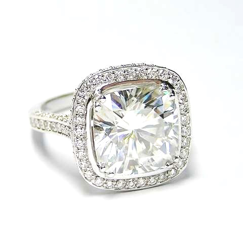 premium diamond ring